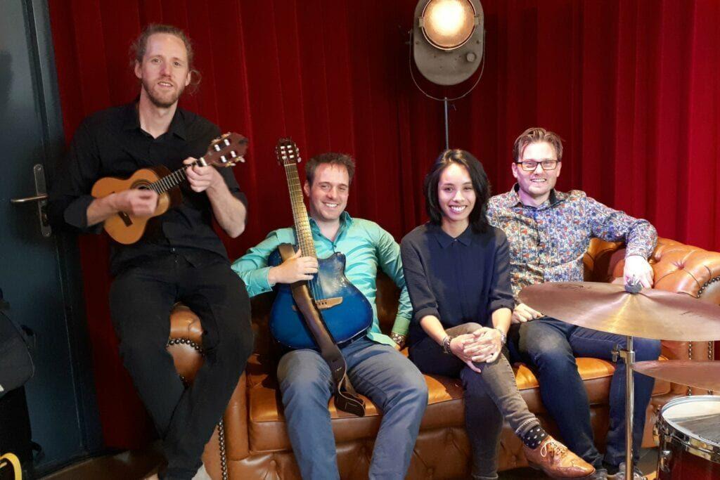 Jazz band | QBOA Trio | Fresh Jazz Agency