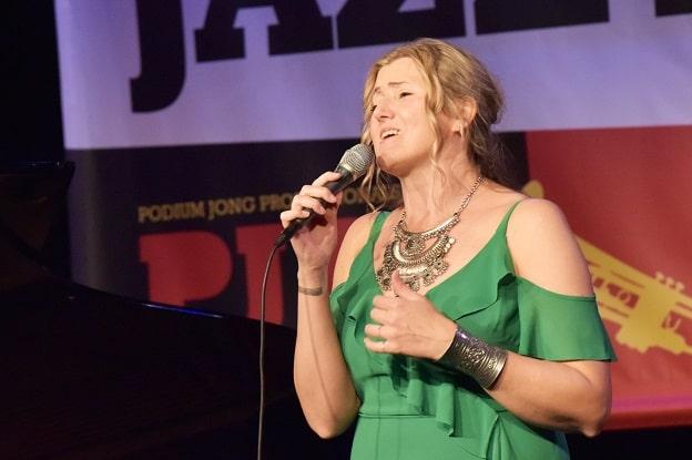 Jazz zangeres   Mainstream Jazz   Fresh Jazz Agency
