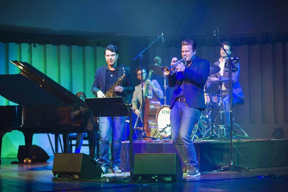 Jazz Tilburg   Conservatorium   Fresh Jazz Agency