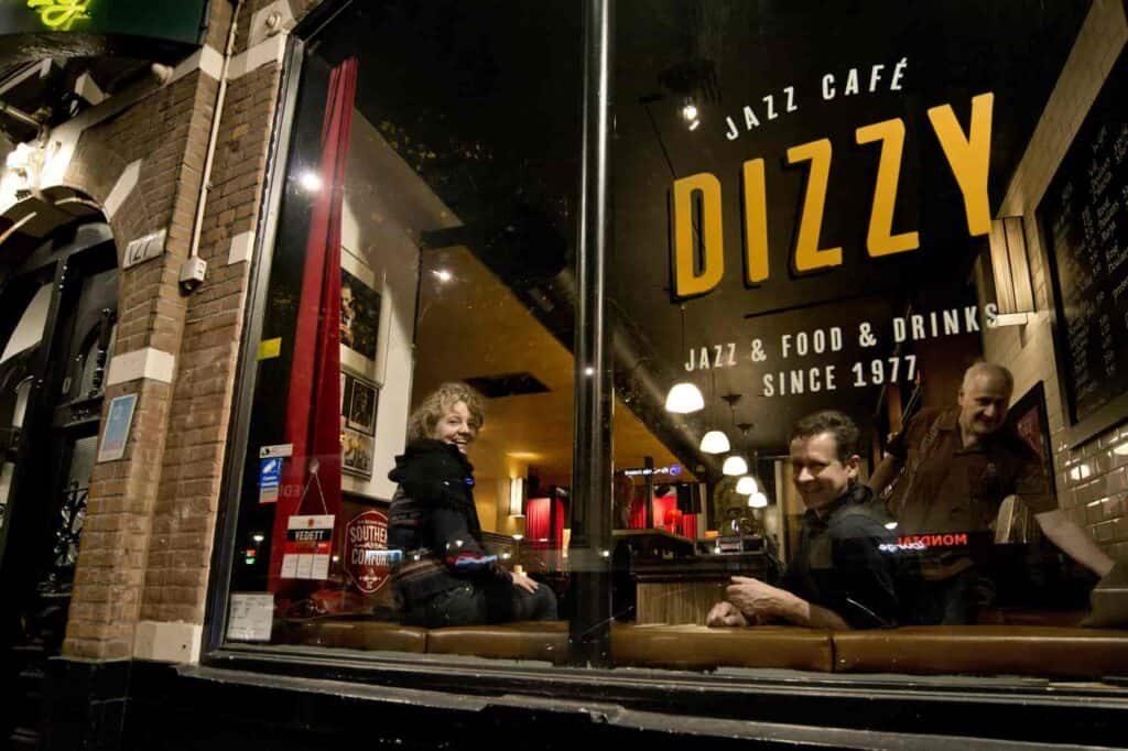 Jazz Band in Rotterdam | Jazz Cafe Dizzy | Fresh Jazz Agency