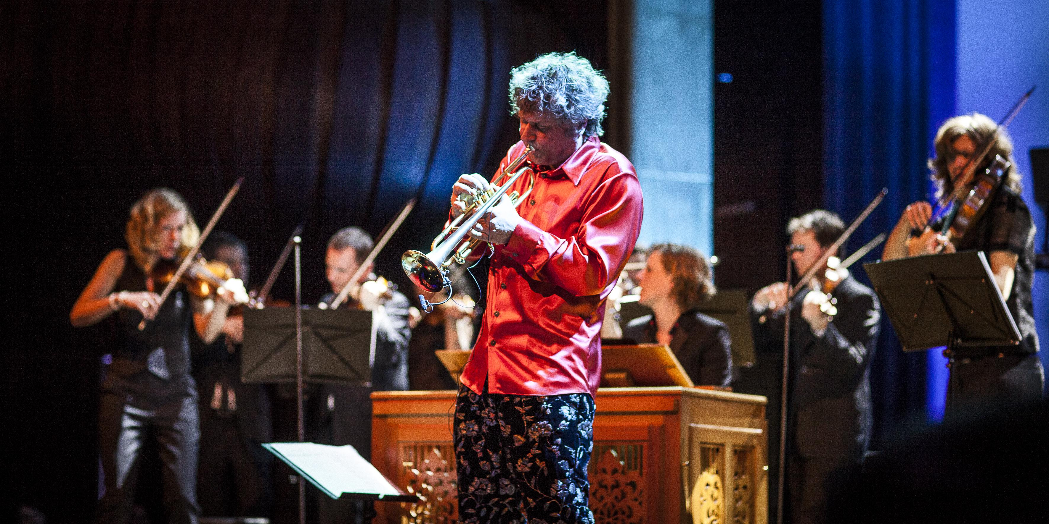 Jazzband met trompettist boeken? | Fresh Jazz Agency