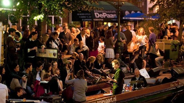 Jazz Den Haag | Jazz in de Gracht | Fresh Jazz Agency