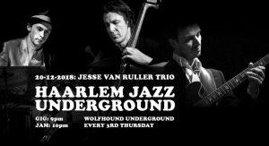 Jazz Haarlem | Haarlem Jazz Underground | Fresh Jazz Agency