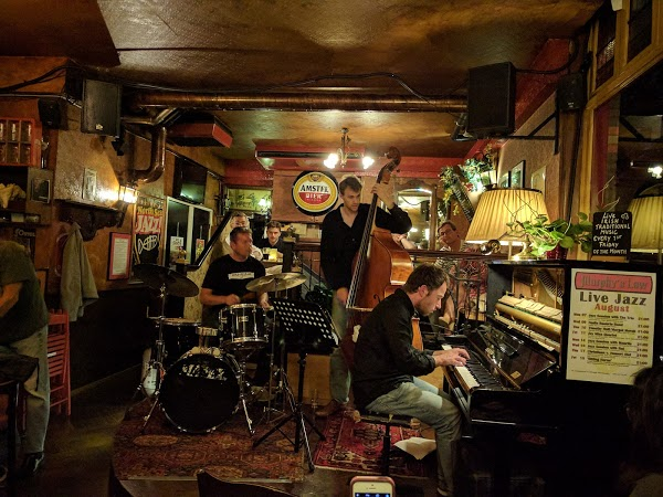 Jazz Den Haag | Murphy's Law | Fresh Jazz Agency