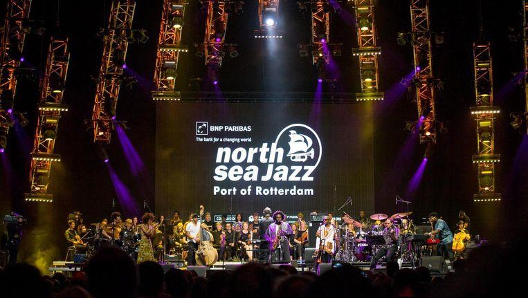 Jazz Band in Rotterdam | North Sea Round Town | Fresh Jazz Agency