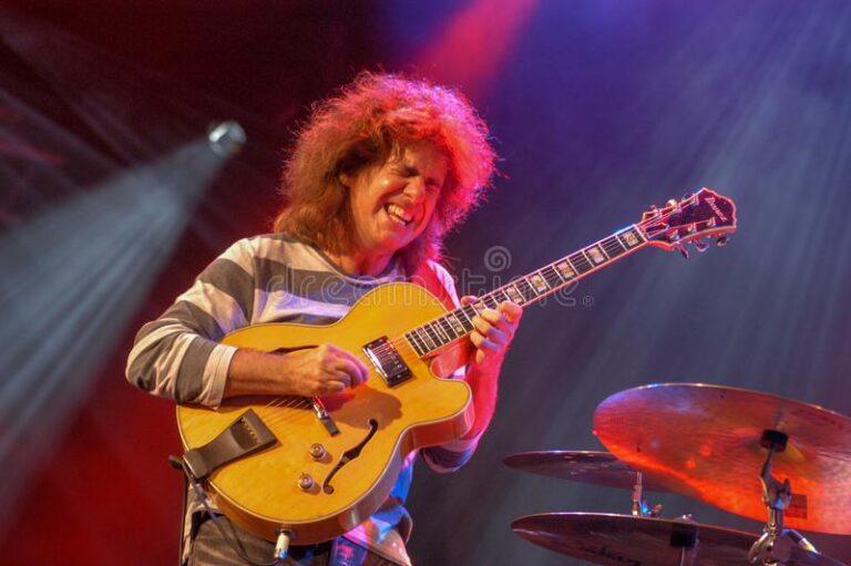 Jazz gitarist | Pat Metheny | Fresh Jazz Agency