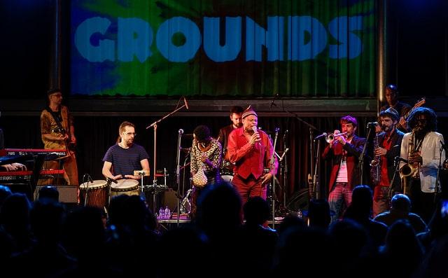 Jazz Band in Rotterdam | Podium Grounds | Fresh Jazz Agency