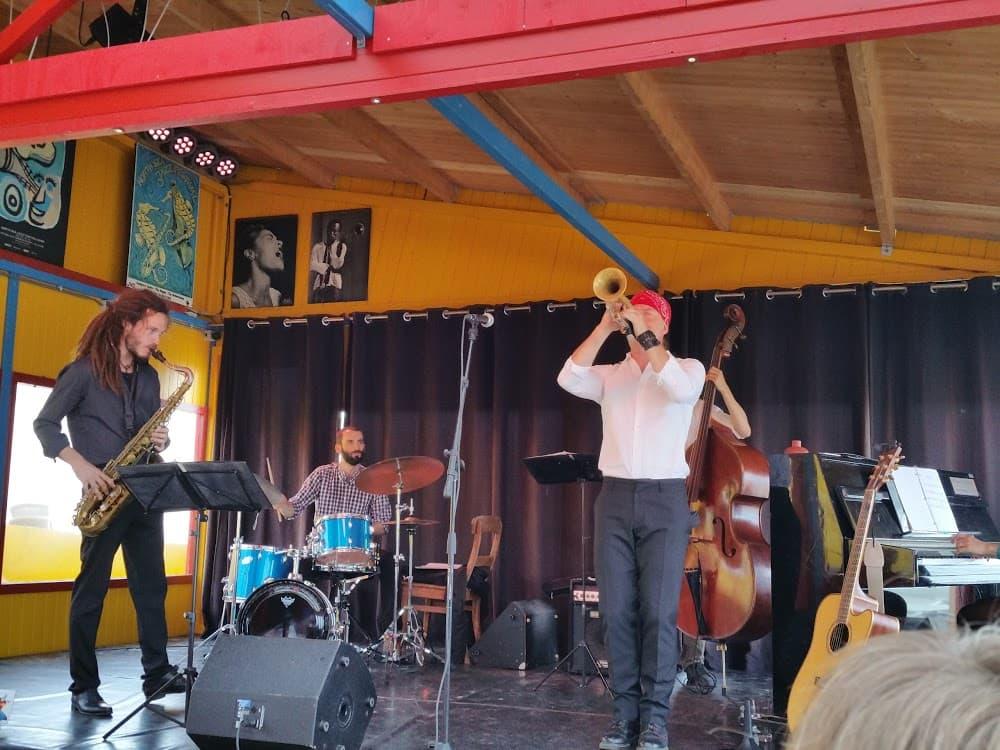 Jazz Den Haag | Strandtent de Fuut | Fresh Jazz Agency
