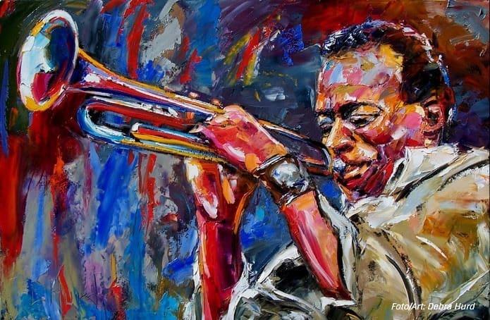 Jazztrompettist   Fresh Jazz Agency