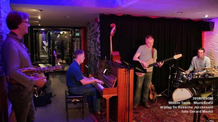 De Bossche Jazzsessie Willem Twee | Jazz muziek Den Bosch | Fresh Jazz Agency