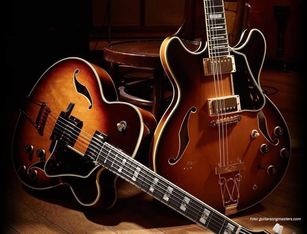 Top 10 Jazzgitaristen | Fresh Jazz Agency