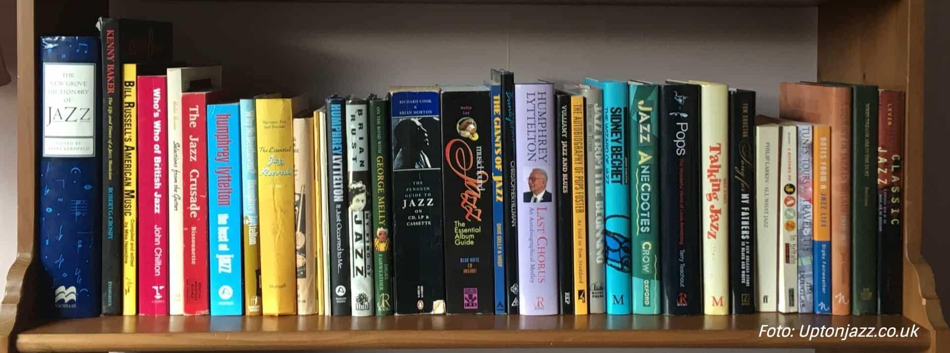 8 Boeken over Jazz Muziek | Fresh Jazz Agency