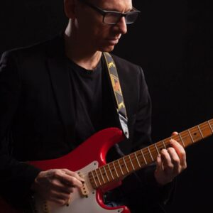 Jazz gitarist boeken? | Fresh Jazz Agency