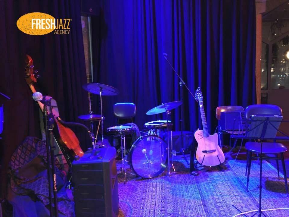Corona proof Jazz Band boeken | Fresh Jazz Agency