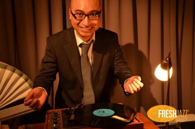 Jazz DJ | Vintage Jazz | Fresh Jazz Agency
