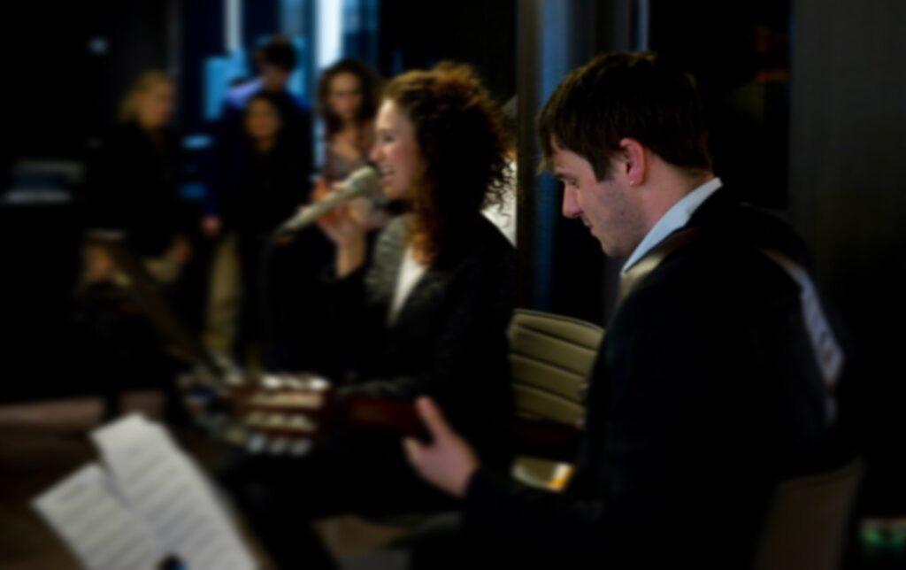 Jazz Band Op Jouw receptie | Fresh Jazz Agency