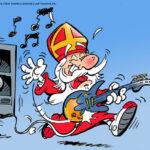 Jazz Duo Speelt Sinterklaasliedjes | Fresh Jazz Agency